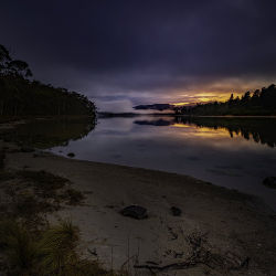 Cloudy Bay Lagoon<br/> Photo Credit: Alistair Haughton