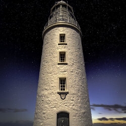 Bruny Island Lighthouse<br/>Photo Credit: Alistair Haughton