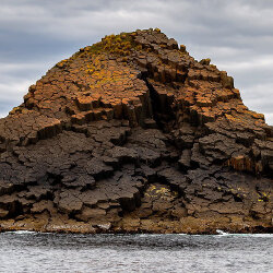 Dolerite pyramid<br/>Photo Credit: Simon Chin<br/>Canon 6D f/4 70mm 1/800s ISO100
