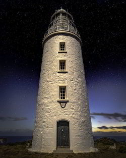 Cape Bruny Lighthouse - guest contribution by Alistair Haughton